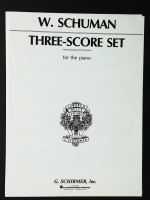 Three Score Set For The Piano, Schumann 1943