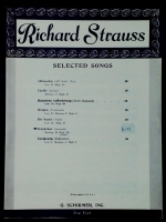 Standchen (Serenade) High F# Voice. Richard Strauss
