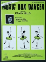 Music Box Dancer by Frank Mills. Piano Solo 1979