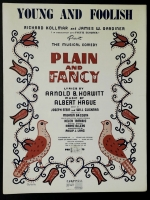 "Young & Foolish From ""Plain & Fancy"" 1954"