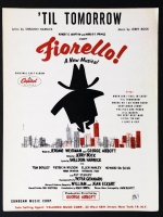 Till Tomorrow from Fiorello. Jerry Bock & Sheldon Harnick 1959
