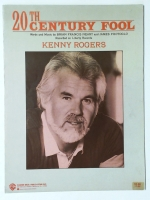 20th Century Fool, Kenny Rogers 1985