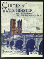 Chimes Of Westminster Harold Freeman 1930