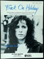 Back On Holiday Recorded by Robbie Nevil 1988