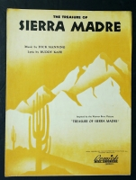 The Treasure Of Sierra Madre by Dick Manning & Buddy Kaye 1947