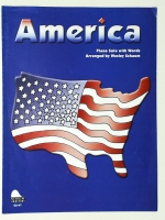America Arranged by Wesley Schaum 2001