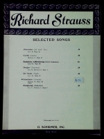 Standchen (Serenade) Medium Voice by Richard Strauss