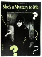 She's A Mystery To Me Recorded by Roy Orbison 1988