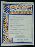 Thou Art Lovely As A Flower Op 25 No 24 Med E. Schumann