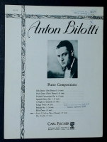 Lord I Call On Thee (Choral), Anton Bilotti 1938