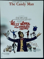 "The Candy Man, ""Willie Wonka"" Rec By Sammy Davis Jr 1971"