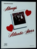 Always, Recorded by Atlantic Starr 1983