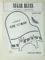 Sugar Blues As Featured by Clyde Sugar Blues McCoy 1950