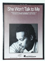 She Won't Talk To Me, Luther Vandross 1988