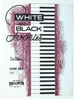 White And Black Ivories. Eric Steiner Piano Solo 1959