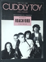 Cuddly Toy Recorded By Roachford Piano Vocal Guitar 1988