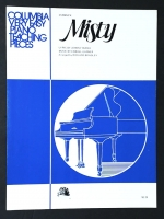 Misty (Very Easy Piano Teaching PIeces) 1973