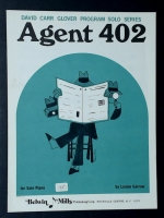 Agent 402 David Carr Glover Late Elementary 1968