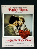 "Panda's Theme From ""Made For Each Other"" 1972"
