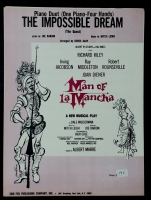 The Impossible Dream From Man Of La Mancha 1965