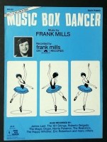 Music Box Dancer Easy Piano Version, Frank Mills 1979