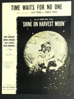 Time Waits For No One from Shine On Harvest Moon 1944