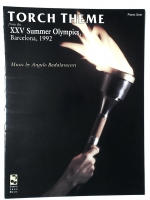 Torch Theme Solo XXV Summer Olympics 1992