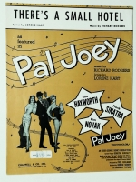 There's A Small Hotel From Pal Joey 1936