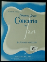 Themes From Concerto In Jazz, Donald Phillips 1947
