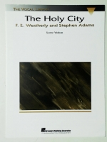 The Holy City Low Voice 1992 opera sheet music