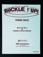 Buckle Up Piano Solo, Edward & Cecil Edelson 1985