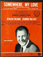 Somewhere My Love, Dr. Zhivago Recorded by Ray Conniff 1965