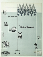 Knick Knacks an Eric Steiner Piano Solo 1957