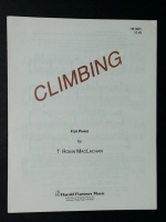 Climbing For Piano by T. Robin MacLachan 1955