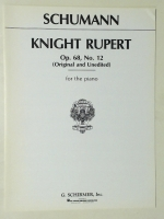 Knight Rupert Op 68 No 12 Original & Unedited For Piano