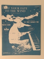Cast Your Fate To The Wind Piano Solo Vince Guaraldi 1963