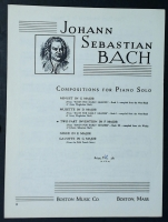 Two-Part Invention in F Major Bach For Early Grades
