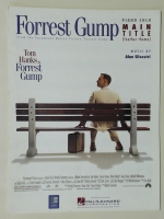 Forest Gump Main Title (Feather Theme) Piano Solo 1994