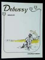 Minstrels from Preludes Book 1, Debussy. United Music Pub