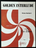Golden Interlude Piano Solo by Eric Steiner 1965