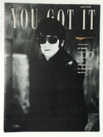 You Got It Recorded by Roy Orbison 1989