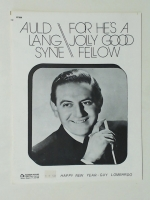 Auld Lang Syne / For He's A Jolly Good Fellow, Guy Lombardo