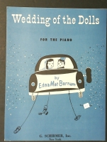 Wedding Of The Dolls, Edna Mae Burnam 1952