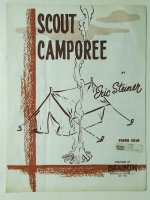 Scout Camporee by Eric Steiner 1959