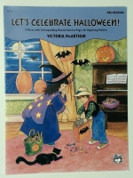 Let's Celebrate Halloween! Pre-Reading Alfred 2001